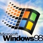 Windows 98, orchestre d'effets sonores
