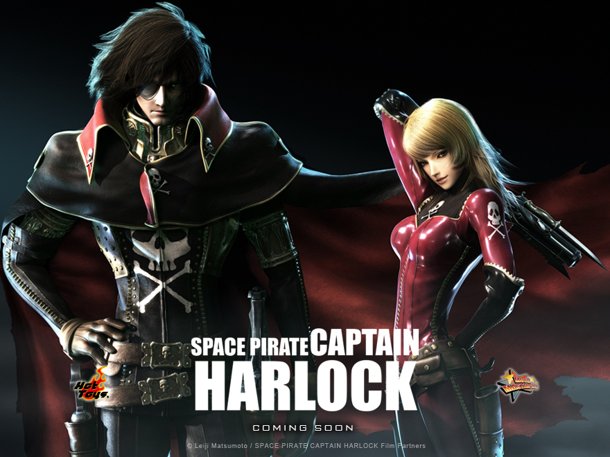 Albator-Space-Pirate-Captain-Harlock