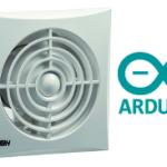 Ventilation Électrique Contrôlée par un Arduino