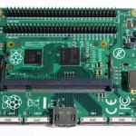 Raspberry Pi présente : Compute Module IO Board